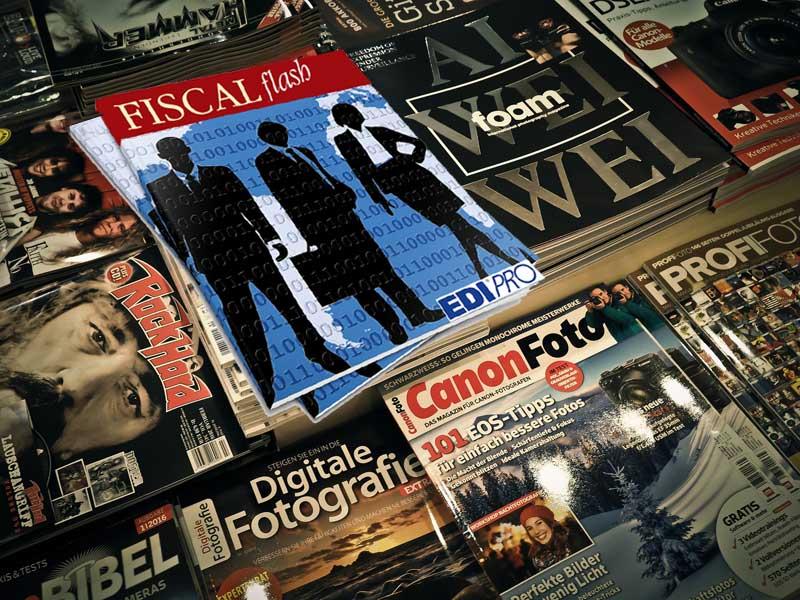 Scarica gratuitamente Fiscal Flash, la rivista di Edipro in materie fiscali comprensibile a tutti. Consigli pratici in materie fiscali